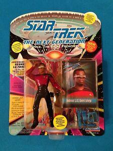 Star-Trek-TNG-1993-Playmates-Lt-Commander-Geordi-La-Forge-in-Dress-Uniform