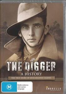 THE-DIGGER-A-HISTORY-NEW-DVD-FREE-LOCAL-POST