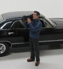 Figuren ( Kamera Film Crew Figur 1 ) American Diorama 1:18