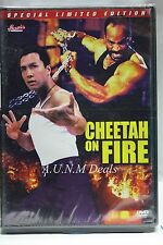 cheetah on fire special limited edition ntsc import dvd