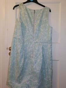 Oasis-brand-new-with-tags-size-16-green-dress