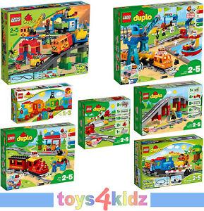 LEGO® duplo® Eisenbahn 10508, 10810 - 10882  zum Auswählen * * NEU / OVP