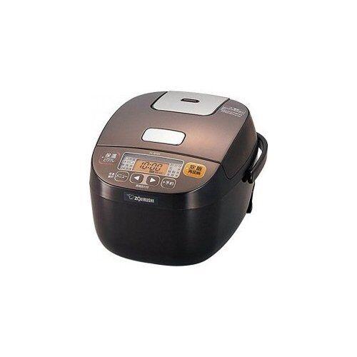 Zojirushi Microcomputer Cuiseur à Riz 3 tasses Go marron kiwamedaki NL-BT05-TA