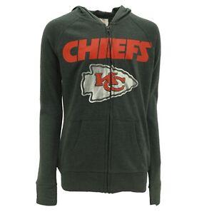 Youth-Teen-Girls-Size-NFL-Kansas-City-Chiefs-NFL-Official-Light-Sweatshirt-New