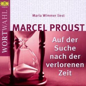 MARCEL-PROUST-034-AUF-DER-SUCHE-NACH-DER-034-2-CD-NEU
