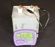 2uf Mfd 5kvdc High Voltage Oil Filled Energy Storage Capacitor Tested