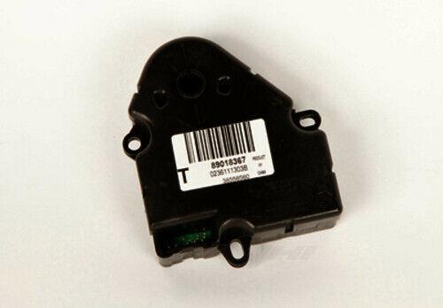 15-72106 Equip Heater Blend Door Or Water Shutoff Actuator  ACDelco GM Orig