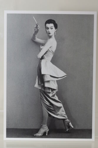 "/""DOVIMA/"" Kunst-Postkarte RICHARD AVEDON"