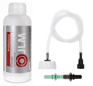 jlm 1 litre pat dpf fluid inc refill kit new quality dpx. Black Bedroom Furniture Sets. Home Design Ideas