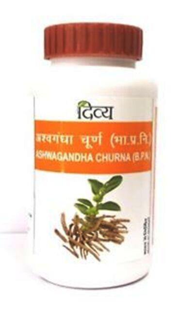 Ashwagandha Churna 300g Divya Withania Somnifera Powder Patanjali Baba Ramdev