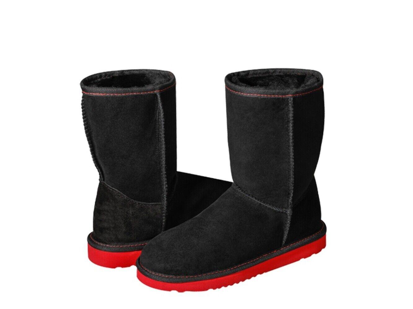 risparmiare fino all'80% AUSTRALIAN ORIGINAL ® CLASSIC SHORT R&B SHEEPSKIN stivali. Made Made Made in Australia.  migliore marca