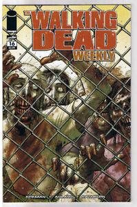 WALKING-DEAD-WEEKLY-16-NM-Zombies-Horror-Kirkman-2011-more-TWD-in-store