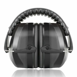 Ear-Muffs-Hearing-Foldable-Noise-Reduction-Protection-Gun-Shooting-Hunting-Sport