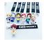 miniature 19 - 7pcs/set BTS RM Jin Suga JHope Jimin V Jungkook Doll Toy Figure BANGTAN boys