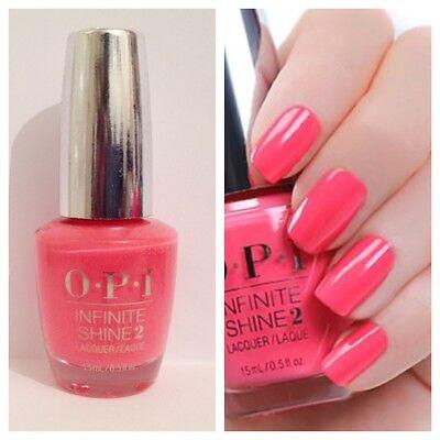 OPI Infinite Shine Nail Varnish/Lacquer/Polish **Long Lasting Gel Like Shine**