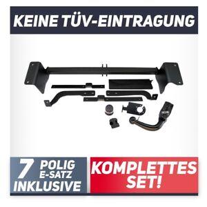 Anhängerkupplung starr SUZUKI IGNIS 4x4 TSM 2003-2006+E-SATZ 13-polig NEU ABE