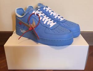 air force 1 x off white blu