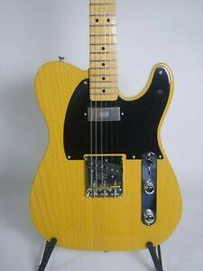 Honorable empujar campeón  Fender Vintage Hot Rod '52 Telecaster Electric Guitar Blonde NEW 2008  N.O.S.   eBay