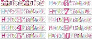 BIRTHDAY-BANNERS-KIDS-AGES-1-2-3-4-5-6-7-8-9-10-GIRLS-PINK-DECORATIONS-SE