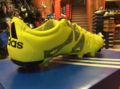 Adidas b26970 Calcio 15 Tacc Fissi 13 Uomo X Scarpe 3 Fg Leather Da Art Ag 1UqAwWxPtn