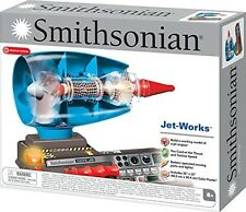 Smithsonian Jet Works Working Jet Engine Model Science Build Your Own Turbine Th