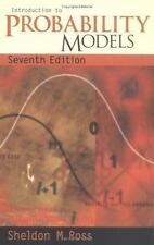 Introduction to Probability Models by Sheldon M. Ross (2000, Hardcover)