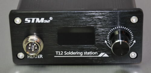 Handle Soldering Iron Station Temperature Controller Stand For HAKKO T12