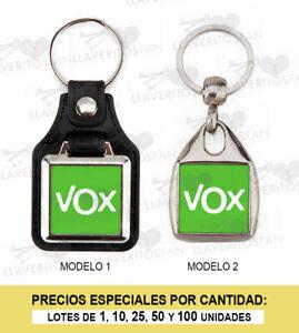 LLAVERO-VOX-ESPANA-PARTIDO-POL-TICO-ELECCIONES
