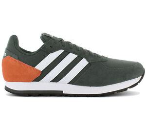 Adidas 8k Racer Herren Sneaker Schuhe F34482 Grün Turnschuhe Sportschuhe Neu Nachfrage üBer Dem Angebot