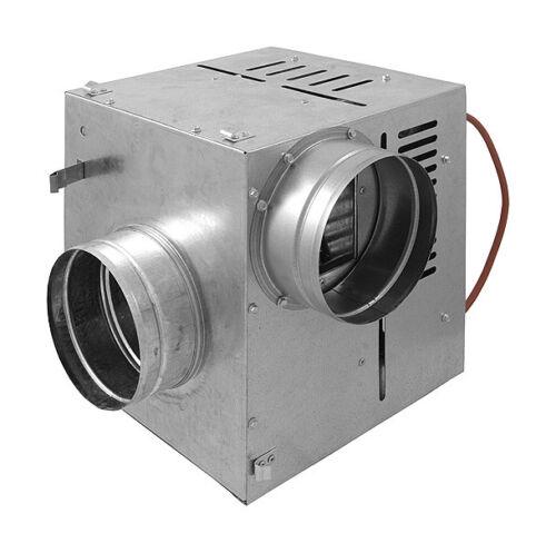 Heißluftventilator Kaminlüfter Warmluftgebläse 400 m3/h + KABEL - HVAC Heizung
