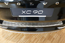 2016+ Volvo XC90 - Stainless Steel Rear Bumper Protector Guard