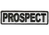 Reflective Prospect Motorcycle Biker Jacket Leather Vest Morale Biker Patch
