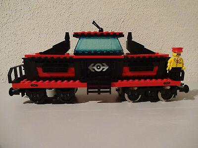 Lego System 4565 Locomotive Railway Used 9VOLT Tested Figurine G9