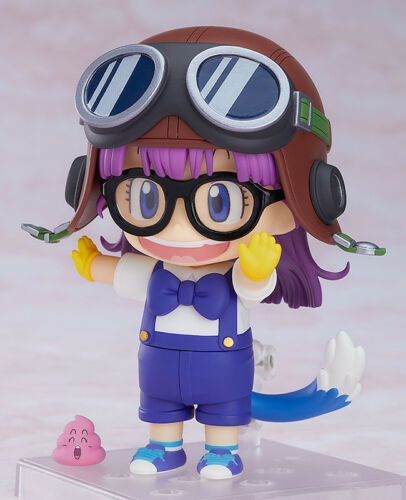 Nendoroid ARALE NORIMAKI orecchie da gatto ver /& gatchan VERSIONE JAPAN