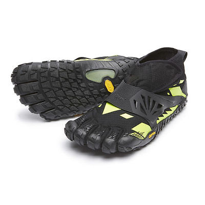 Vibram Fivefingers Spyridon MR Elite Black/Yellow Mens sizes 40-50 NEW!!!