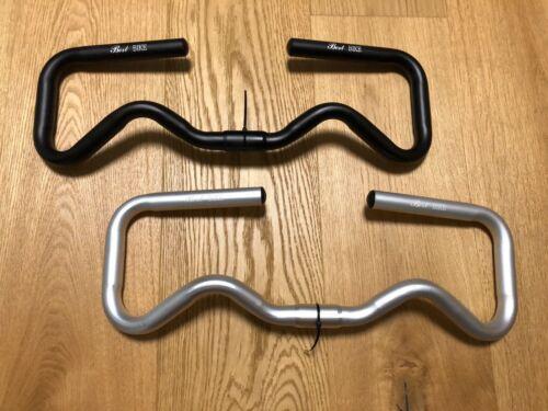 Mini Type P Handlebar for Brompton Bicycle S M Type Stem black edition