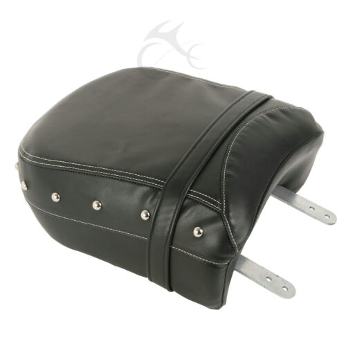 Black Rear Passenger Seat For Indian chieftain classic chief vintage springfield