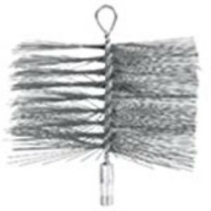 Imperial Manufacturing Brush Chimney Clean 6x10in Ret