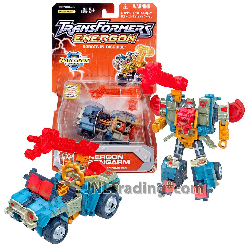 2004 Transformers Energon Year energialinx COMBINERS classeE 5 dei Decepticon GReE SCONTO