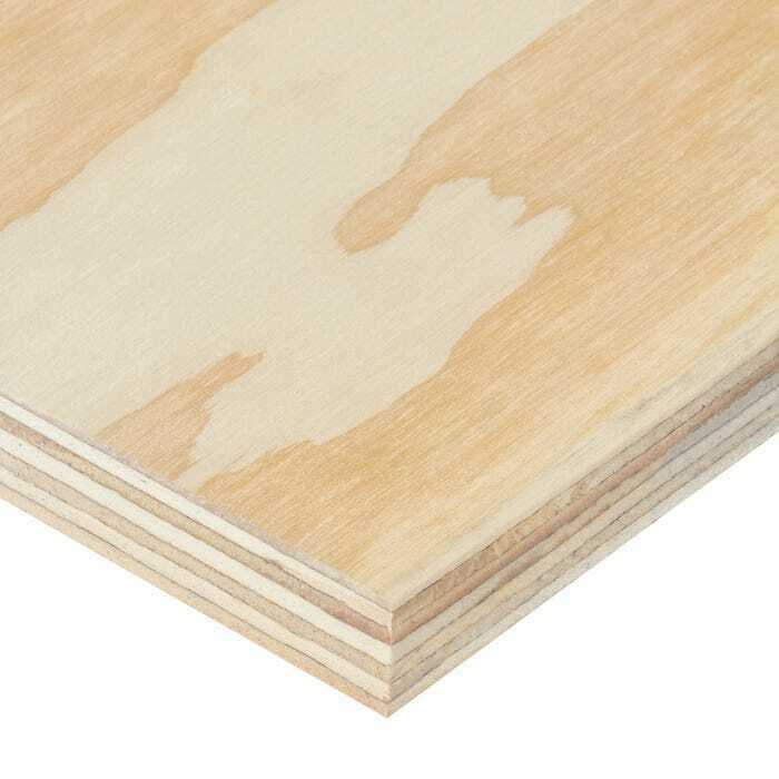 Shuttering Plywood Softwood Ply Sheets 9mm / 12mm / 18mm