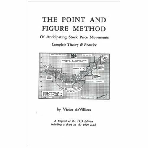 The Point And Figure Method Of Anticipating Stock Prices By Victor De Villiers 1998 Trade Paperback For Sale Online Ebay