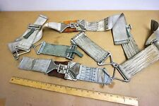 "Bell UH-1 ""Huey"" Helicopter Pilot's Seat Belts - 2ea"