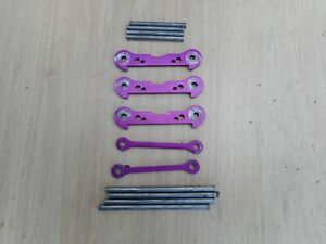 Hpi-Savage-XL-K5-9-Toe-Plate-amp-Pin-Set