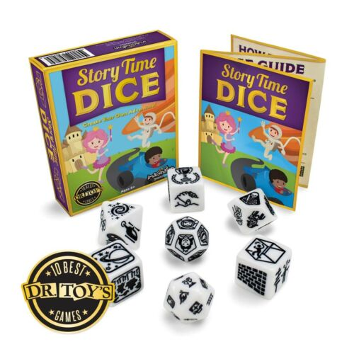 Story Time Dice Create Your Own Adventure!