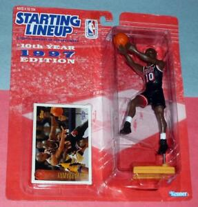 1997 TIM HARDAWAY sole Miami Heat NM *FREE_s/h* final Starting Lineup