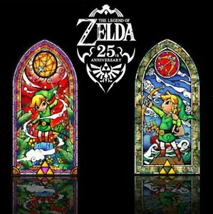 Image is loading Legend-of-Zelda-Wind-Waker-42-034-Stained- & Legend of Zelda Wind Waker 42
