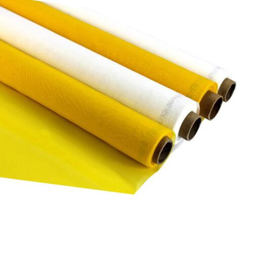 200Mesh Brand New 1 Yard 200 Mesh 50 Inches Width Silk Screen Fabric 80T