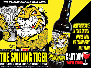 2017-RICHMOND-TIGERS-Grand-Final-Victory-Commemorative-Wine-by-CARTOONwine