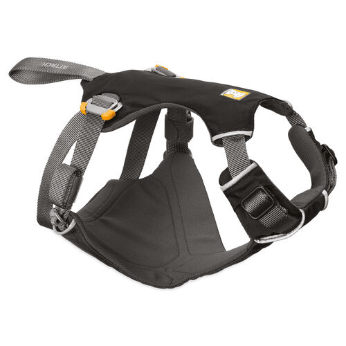 Ruffwear Dog Harness Load up™ Harness Obsidian Black, Various Sizes, New