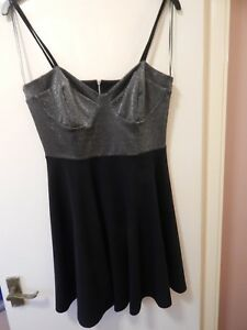 Image is loading BNWT-Womens-Skater-Dress-In-Size-16 b9bd08326